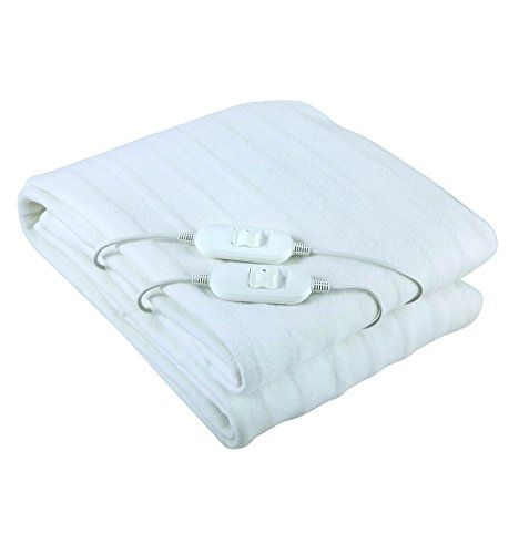 ARDES Surmatelas Chauffant 160 x 140 cm: Placé entre le drap du dessous et le matelas et branché 1 heure avant le coucher, vous découvrirez…