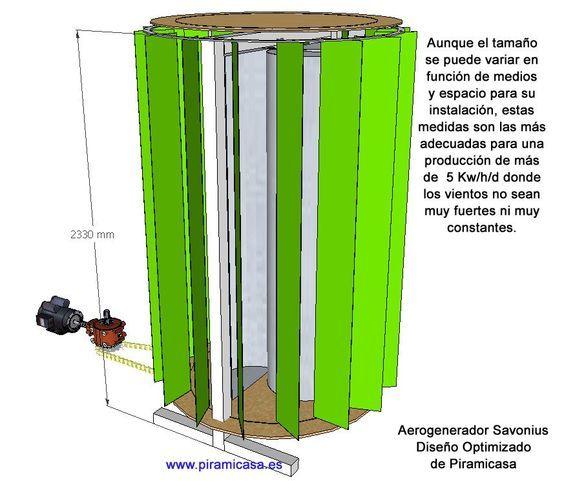 generador eléctrico casero