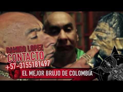 El Gran Brujo Colombiano Chaman Llanero Ramiro Lopez +57-3155181497 - YouTube