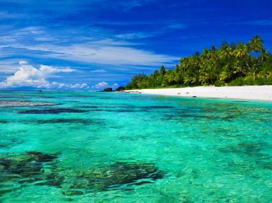 Aitutaki, Zuidelijke Cook Eilanden