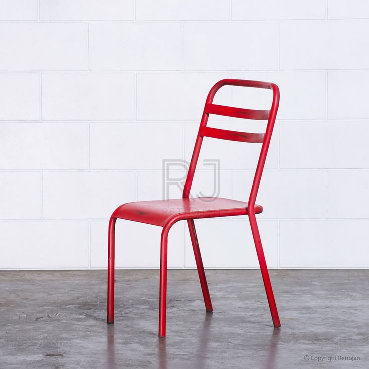 Hartley Cafe Dining Chairs - Red | RP: $89.00, SP: $49.00
