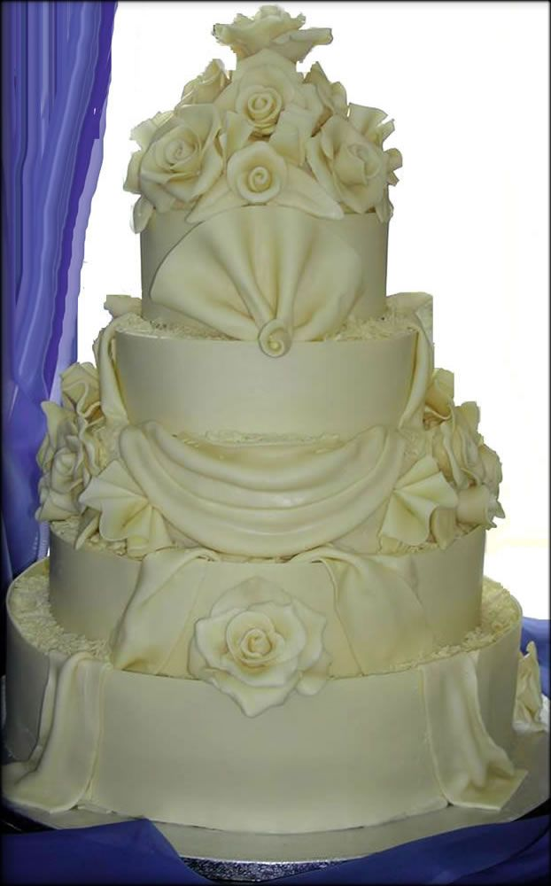 chiffon wedding cake top 25 ideas about wedding cakes on 12656