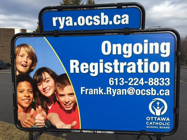 Register your son or daughter at a great school!