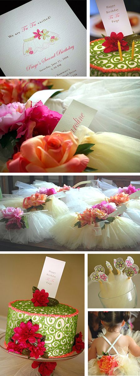 Fairy Celebration - Make Your Own Crowns/Tutus..so cute for a little girls