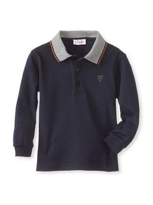 30% OFF Il Gufo Kid's Polo (Blue)