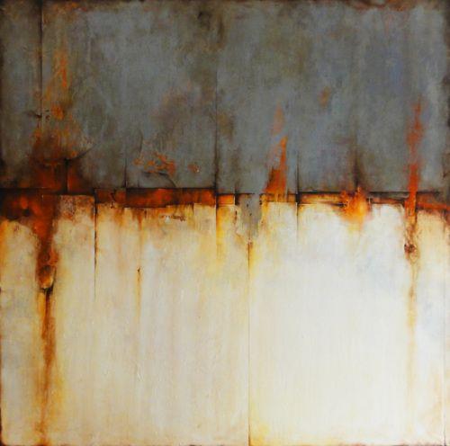 """Cody Hooper, """"Beneath the Surface"""", mixed media"""
