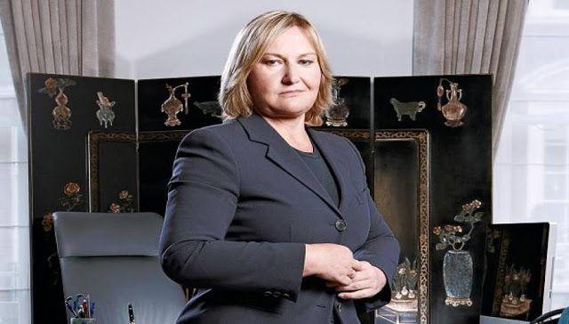 AΠΟΒΑΣΗ Ρώσων στην Ελλάδα: Η πλουσιότερη Ρωσίδα έρχεται στον θεσσαλικό κάμπο για επενδύσεις και δίνει ελπίδα στους κατοίκους – Ποια είναι η έκπτωτη «τσαρίνα» της Μόσχας