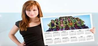Crea Cientos de Calendarios Personalizados con tus Fotos con Photo Calendar Creator