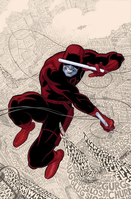 Daredevil #1 by Paolo Rivera