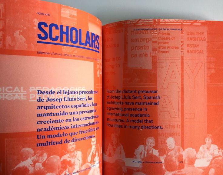 MAGICARCH: CATÁLOGO 'EXPORT. Arquitectura española contemporánea' /// 'EXPORT. Arquitectura española contemporánea' Catalogue