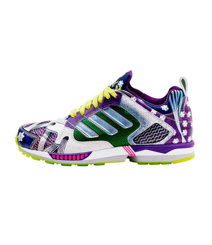 Shop the ADIDAS ORIGINALS BY MARY KATRANTZOU Track ZX 5000 Sneaker in Multi  on Mode Sportif