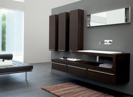 Emejing Salle De Bain Modern Pictures - Awesome Interior Home ...