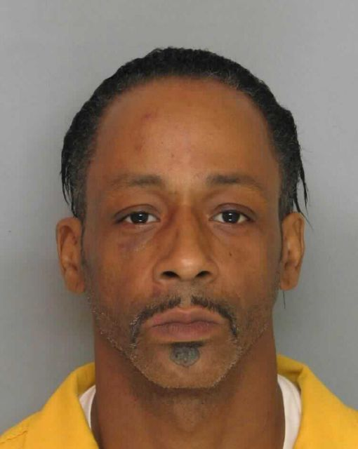 Katt Williams appears in a Tuesday, March 8, 2016 booking photo provided by the Hall County Sheriff's Office. The comedian was jailed on charges of terroristic threats, false imprisonment and aggravated assault. The Hall County Sheriff's Office says Williams has been arrested after he threatened to kill his bodyguard while an acquaintance assaulted him. #kattwilliams #roboace #roboacescom #pimp