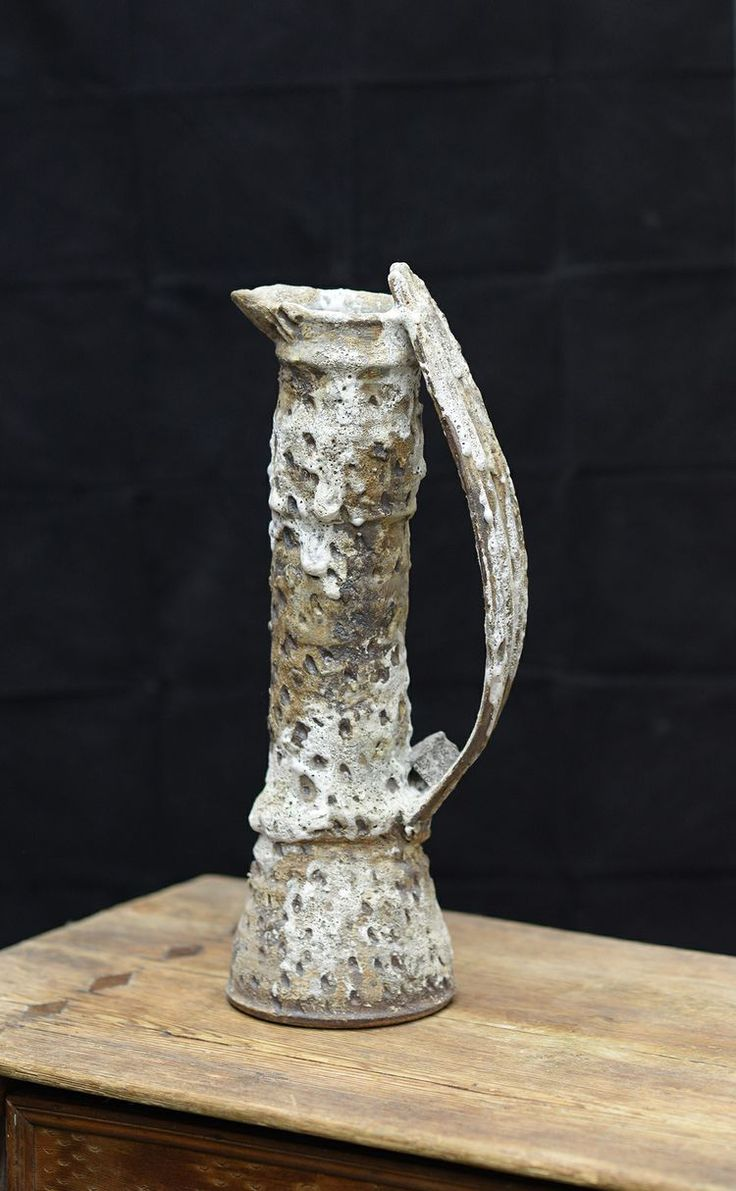 Aki Moriuchi large jug — Oxford Ceramics