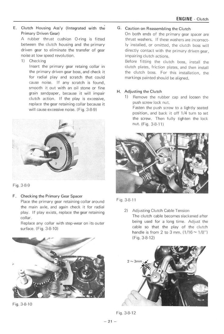 Service Manual Yamaha F