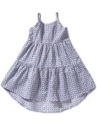 NAME IT Mädchen Kleid (knielang) Regular Fit GALUA KIDS STRAP DRESS 212