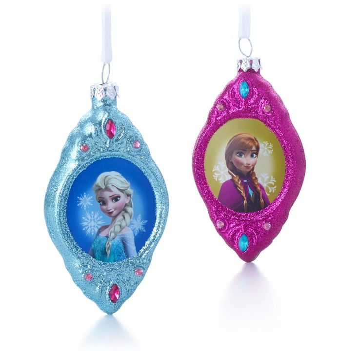 14 best Disney Princess Christmas Ornaments images on Pinterest