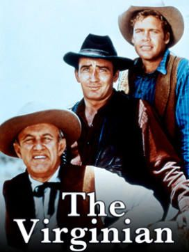 The Virginian (1962–1971) - Stars: James Drury, Doug McClure, Lee J. Cobb.  -  The Shiloh Ranch in Wyoming Territory of the 1890s is owned in sequence by Judge Garth, the Grainger brothers, and Col. MacKenzie. -  WESTERN