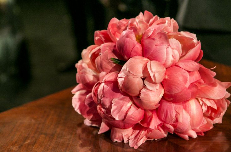 Everyone loves peonies - designed by Arioso.
