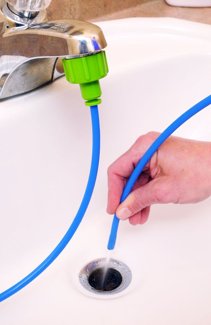 WaterDrills products open clogged and slow drains
