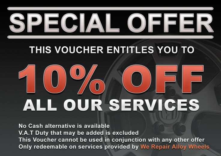 Andy's Voucher (back of card)