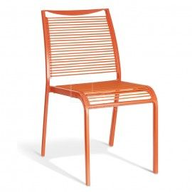 Seychelles Dining Chair - Orange
