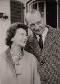 Prinzessin Kira und Prinz Louis Ferdinand von Preussen