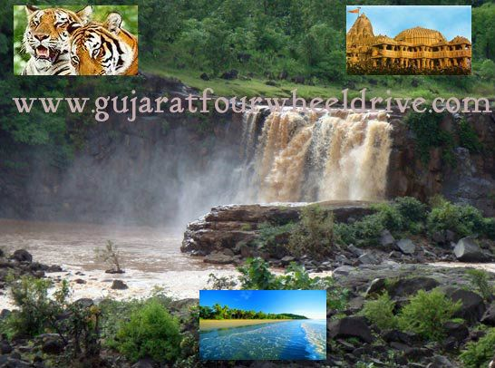 Gujarat has a rich culture heritage that becomes the biggest travel destination for tourists. We at Four Wheel drive India offers many tour packages like Ahmedabad, Somnath, and Porbandar. For religious tour lovers, visit bit.ly/1EswQ1U.