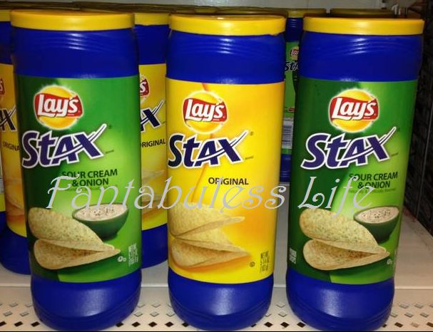 lay's+stax | Dollar Tree: Lays Stax only $.81