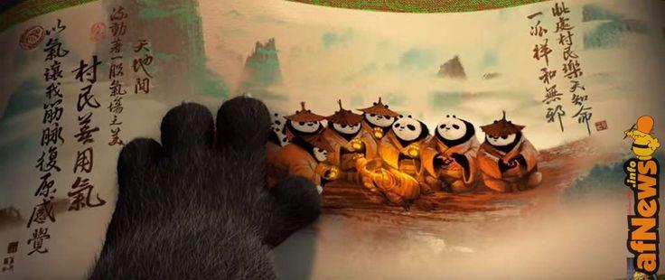 Kung Fu Panda 3 Trailer Ufficiale [HD] italiano - http://www.afnews.info/wordpress/2015/12/18/kung-fu-panda-3-trailer-ufficiale-hd-italiano/