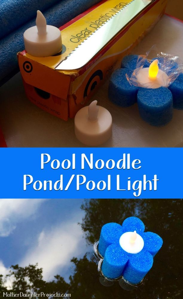7 Ways to DIY a Pool Noodle