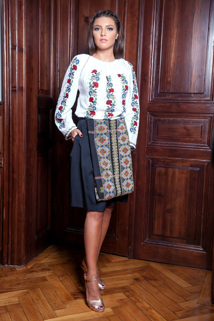 #florideie #fashion #style #designer #romaniandesign #flowers #traditional #unique #special #colorful #romania #details #ootd #elegance