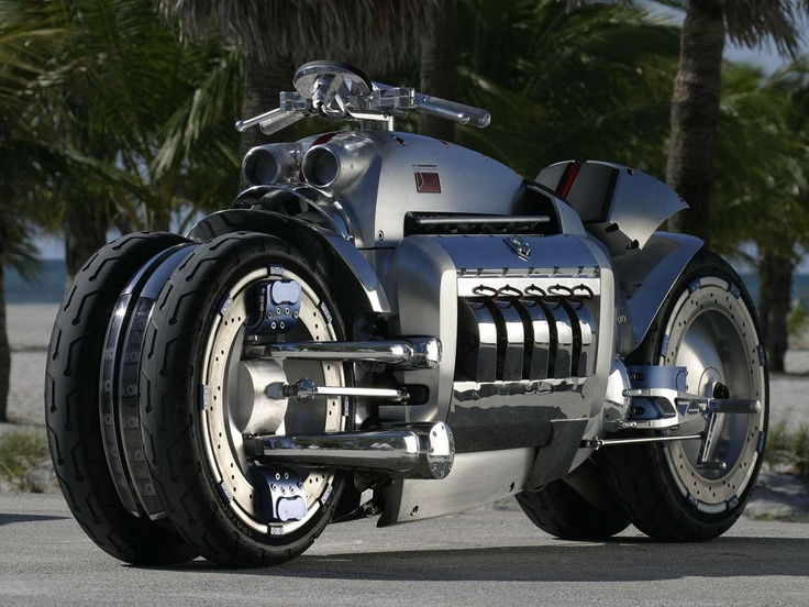 Now thats a motorcycle