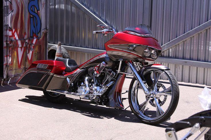 custom road glide