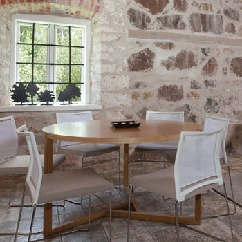 Woodman Brentwood Dining Table