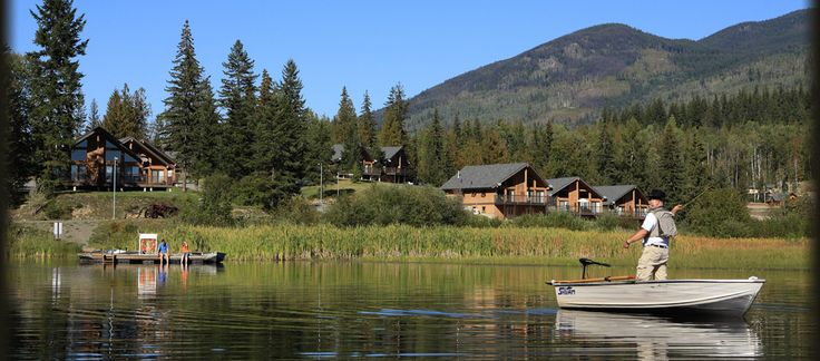 Alpine Meadows Resort, Clearwater BC Canada