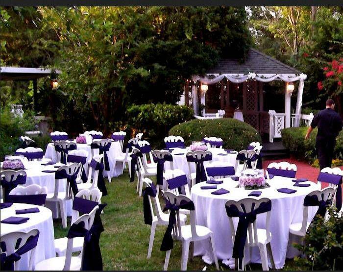 Inexpensive Garden Wedding Venue In Winter Park FL