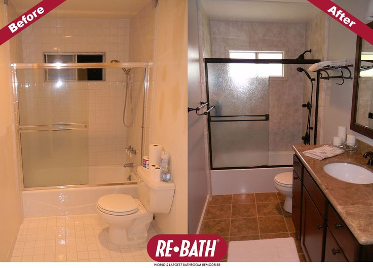 17 best images about re bath before after on pinterest for Bathroom remodel zimmerman mn