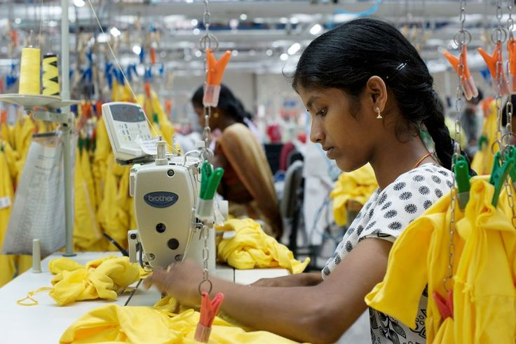 An ethic garment factory in India -  For 16 years I have owned my own industrial design and research studio so I became very exposed to factories, production workers and manufactured goods.  Over the years I became progressively more and more interested in the wider issues and stories behind the products and objects we use and consume.