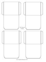 Pocket Lapbook Templates