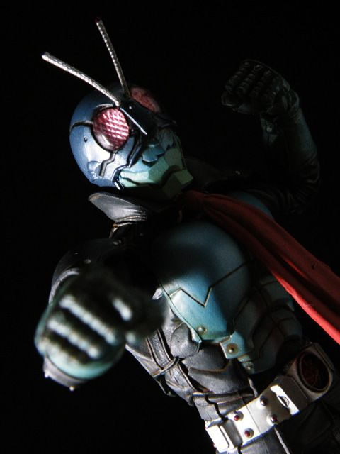 Kamen Rider 1gou (The First Ver.)