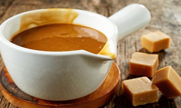 Le secret de cette sauce au caramel dont tout le monde raffole... c'est de combiner de la crème avec ces 3 ingrédients!