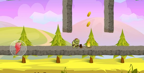 Download Monster jump Jungle Adventure - Android - iOS - BBDOC Nulled Latest Version