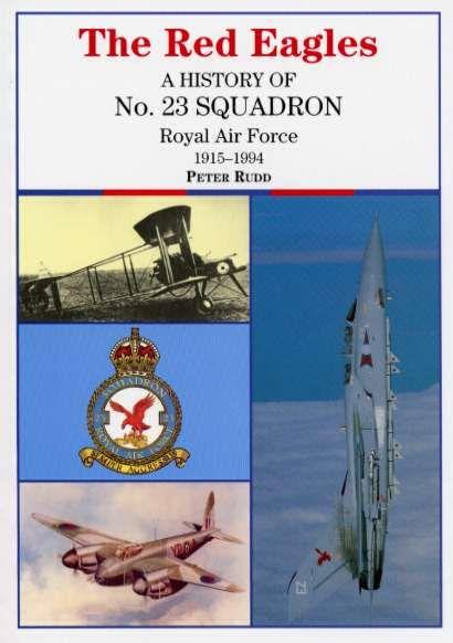 No 23 Squadron History