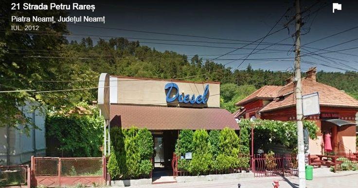 Restaurant Diesel Piatra Neamt comenzi la domiciliu