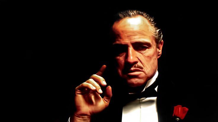 """O PODEROSO CHEFÃO: """"Um homem que não passa tempo com a família não pode ser considerado um homem de verdade."""";""""Por trás de toda grande fortuna há um crime.""""; """"As mulheres e as crianças podem ser descuidadas. Mas não os homens.""""; """"Nunca odeie seus inimigos. Isso atrapalha o raciocínio.""""; """"Todo o poder do mundo não pode mudar o destino."""""""