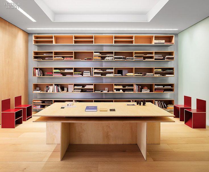 Serving Up Major Minimalism: Desai/Chia Gut Renovates New York Loft | Projects | Interior Design