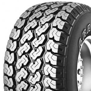 Dunlop's Grandtrek TG4 LR is a 4x4/SUV tyre produced to help SUVs and 4x4s meet the on-road challenges of everyday driving without sacrificing off-road capability with improved performance on gravel and dirt roads from its highly rigid pattern. The tyre offers a low noise and superior wet grip and complements this with a nice design and appearance. £123 www.goodgrip.co.uk/dunlop