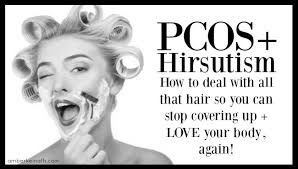 Hirsutism is the excessive hairiness on women on those parts of the body where hair normally is absent or minimal, such as beard or chest hair. It refers to a male pattern of body hair (androgenic hair) and it is therefore primarily of cosmetic and psychological concern.  In 90% of the cases of Hirsutism, the women are tested positive for Polycystic Ovarian Syndrome Read More at - http://furocyst.com/polycystic-ovary-syndrome-pcos-hirsutism/