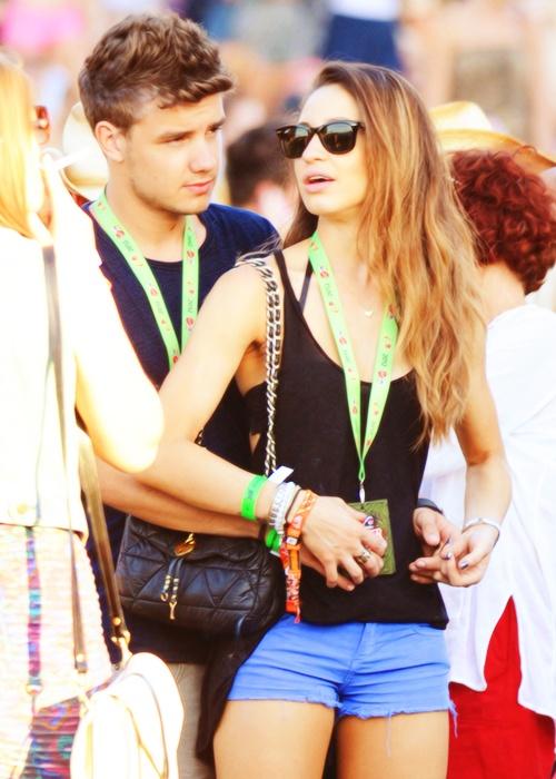 Danielle And Liam V Festival